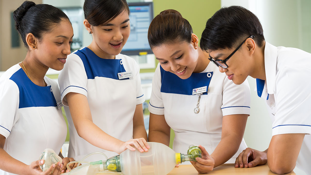 nursing courses in Singapore