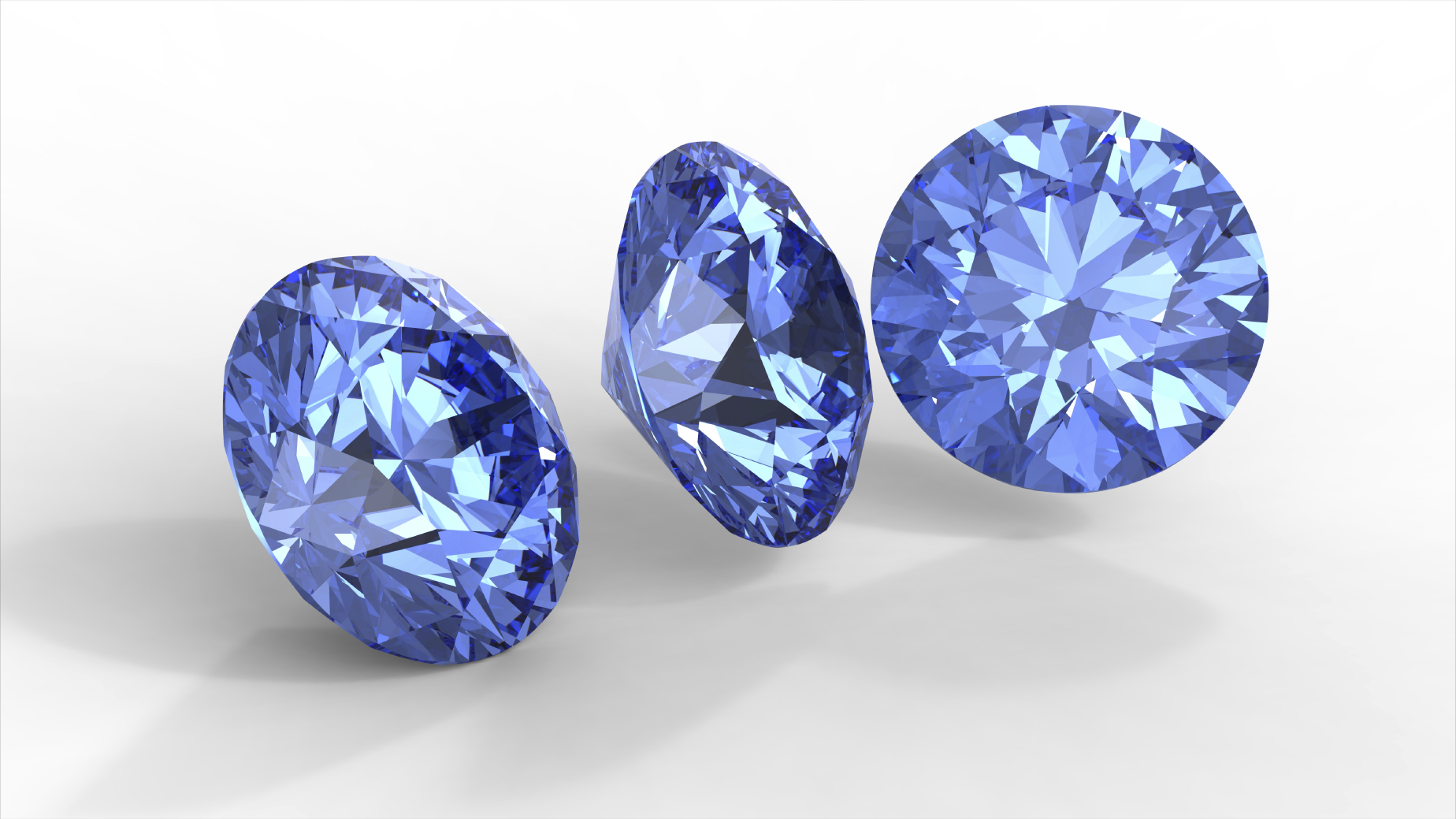 Blue diamond diamond